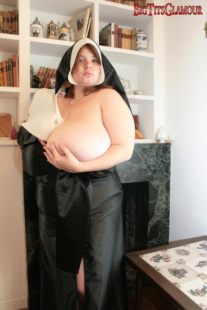 Think, that Big boob nuns fucked the