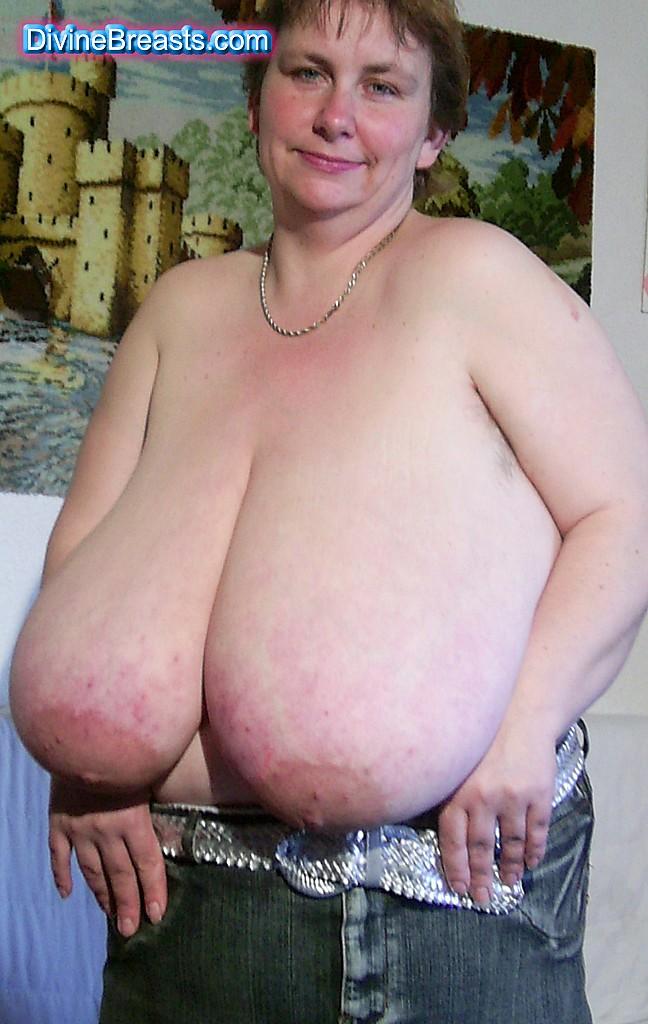 Bellies and boobs nadine jensen