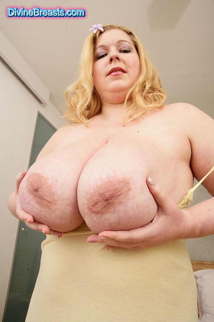 Breasts peggy bbw divine