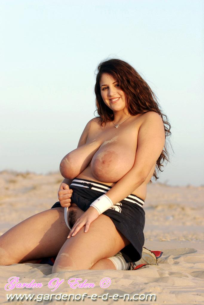 Big tits eden