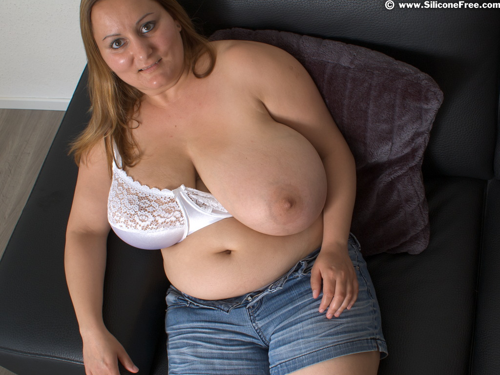 Natural huge boobs only grope 3