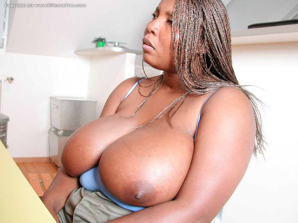 Big fat ebony butt