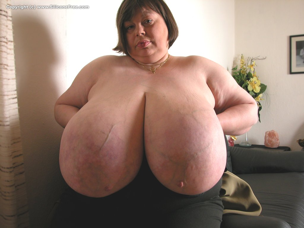 Bbw karola huge tits good when