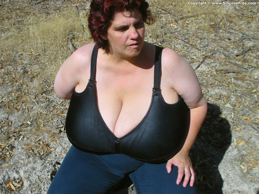 Biggest tits of the world