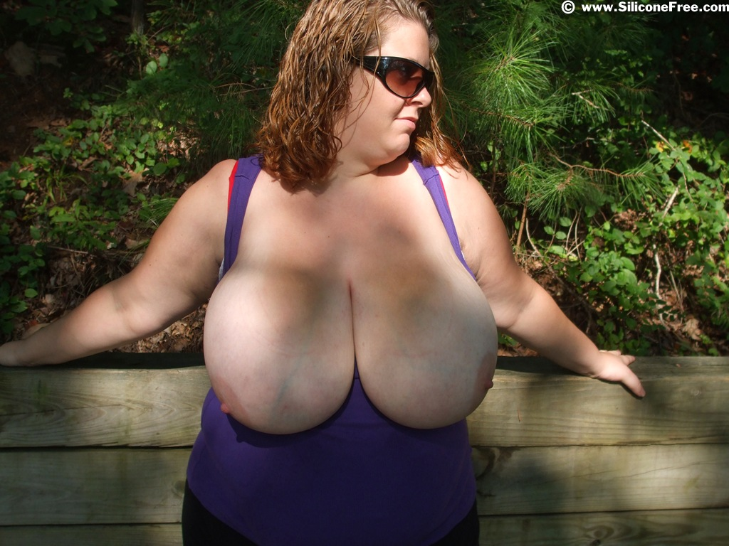 Bbw with huge tits oiled and fucked by black buddy 5
