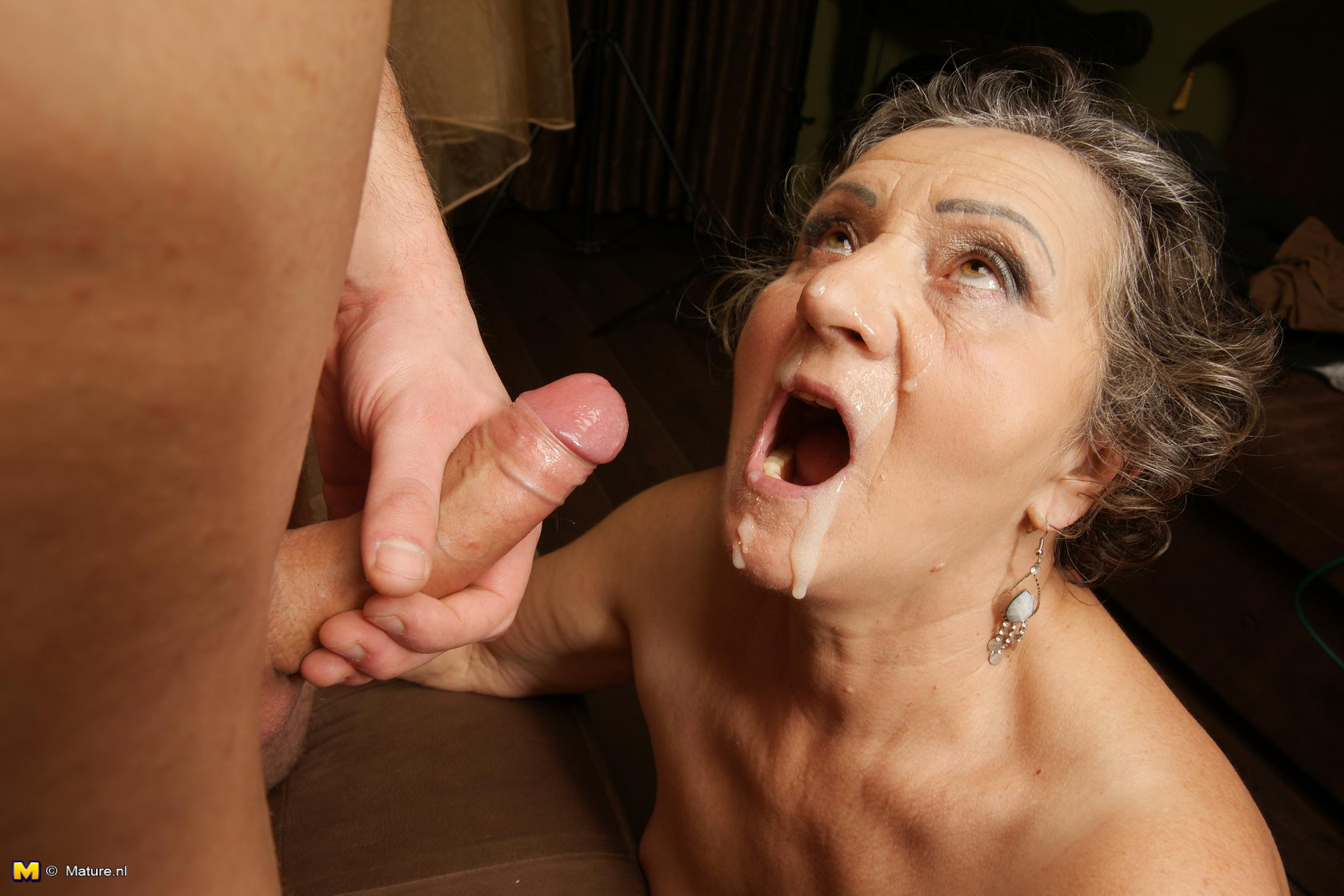 Granny monster dick naked photos