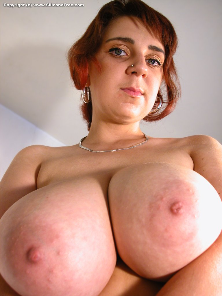 Siliconefree breasts