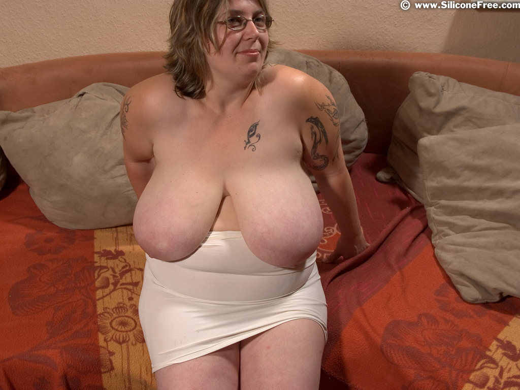 Karola from siliconefreecom the biggest tits of europe