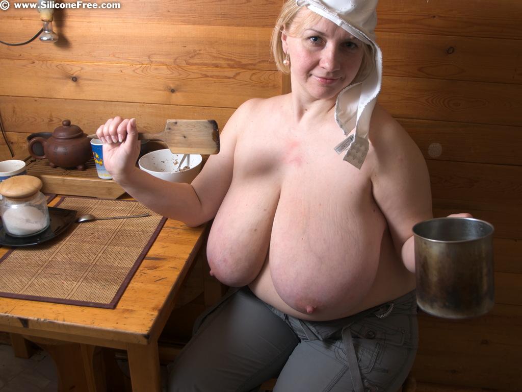 фото грудастых руских женщин