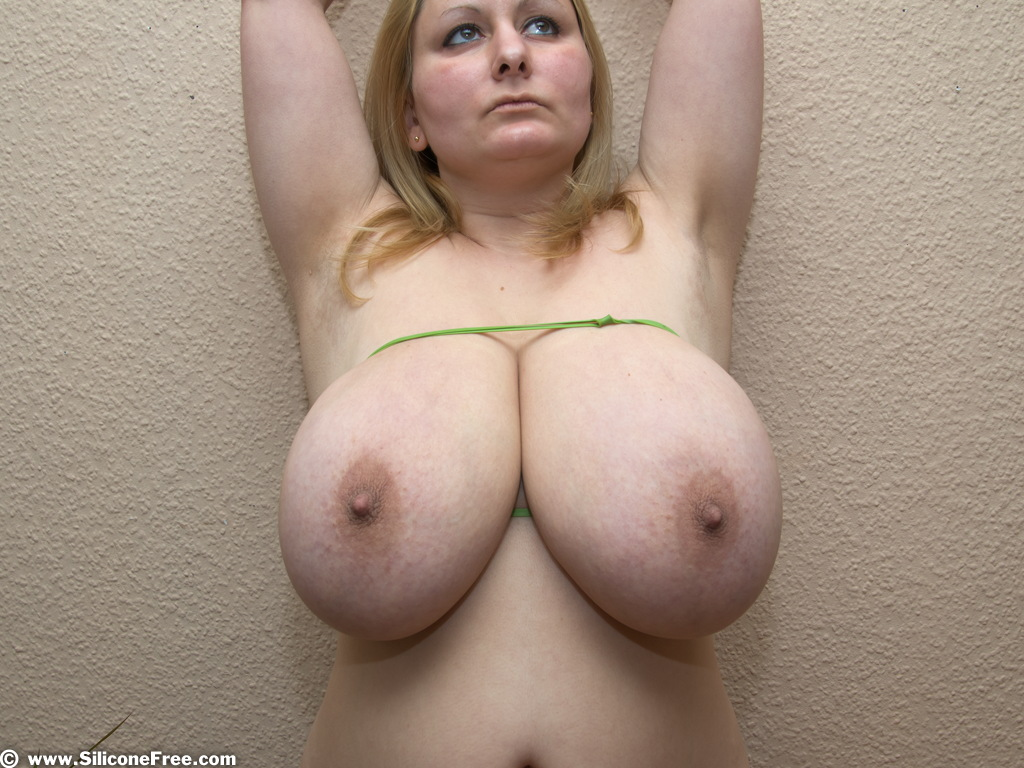Breast free natural pic