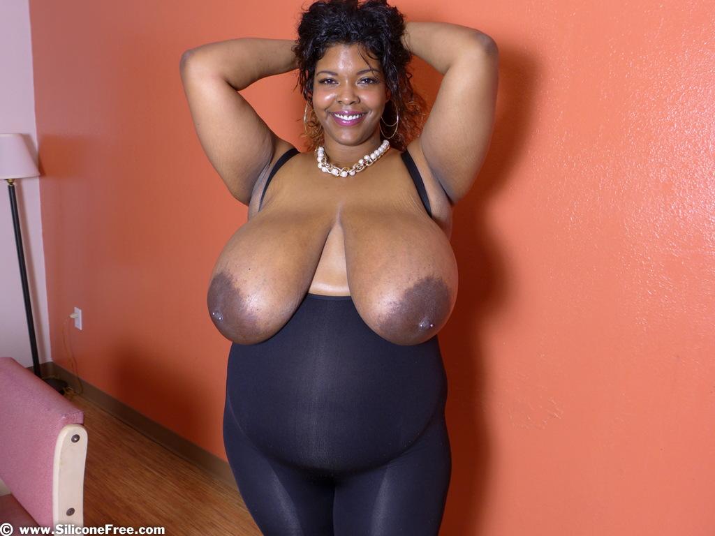 Big tit african women