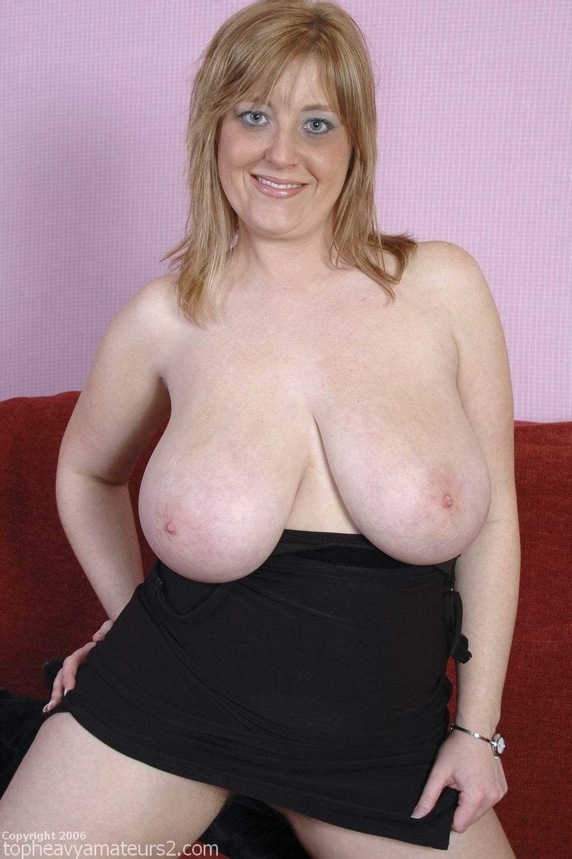 Top heavy big tits