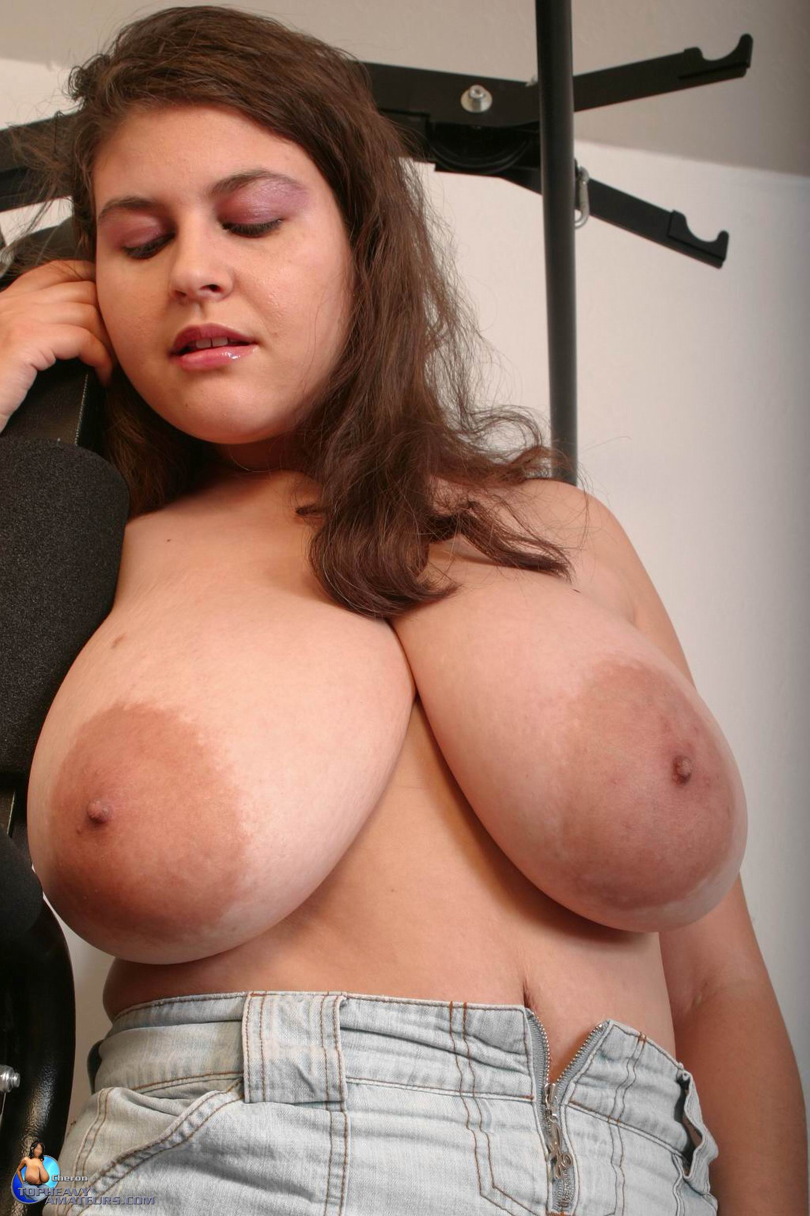Big women on top