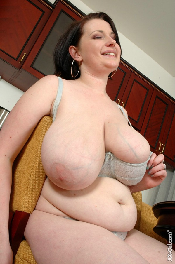 Wife with big breast